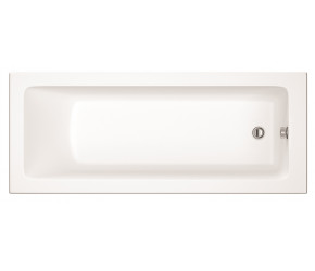 Iona Solarna Square Single Ended Bath 1700mm x 700mm