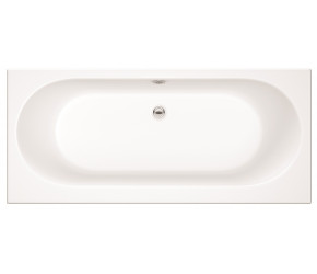 Iona Cascade Double Ended Bath 1700mm x 700mm