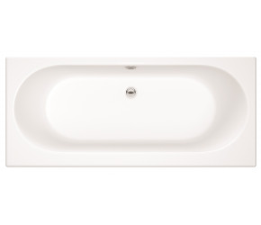 Iona Cascade Double Ended Bath 1700mm x 750mm