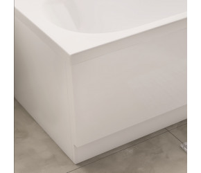 Iona Superstyle End Bath Panel 700mm