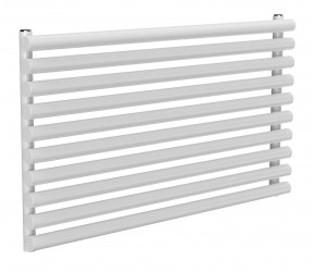 Reina Roda White Single Panel Horizontal Radiator 590mm x 1000mm