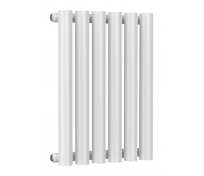 Reina Sena 550mm High x 395mm Wide White Designer Radiator