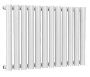 Reina Sena 550mm High x 790mm Wide White Designer Radiator