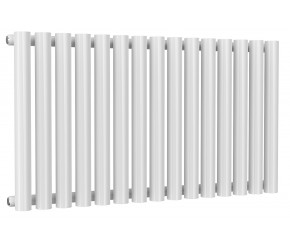 Reina Sena 550mm High x 990mm Wide White Designer Radiator