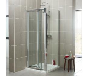 Kartell Koncept 900mm Bi-Fold Shower Door