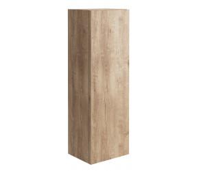 Iona Illumo Rustic Oak Tall Boy Storage Cabinet 900mm x 300mm