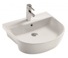 Iona 560mm Semi-Recessed Basin