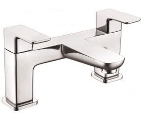Iona Otto Chrome Bath Filler Tap