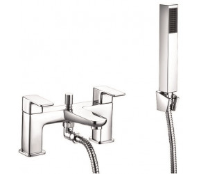 Iona Otto Chrome Bath Shower Mixer Tap