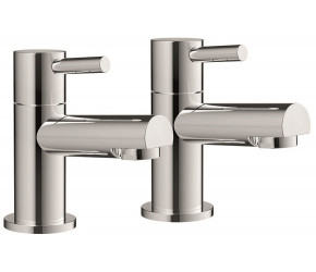 Iona Zico Chrome Basin Taps