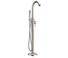 Iona Zico Chrome Freestanding Bath Shower Mixer Tap