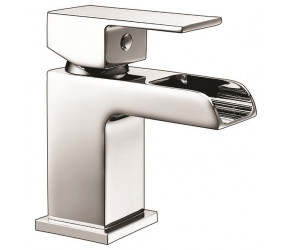 Iona Neto Chrome Mini Mono Basin Mixer Waterfall Tap