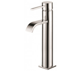 Iona Neo Chrome High Rise Mono Basin Mixer Tap