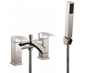 Iona Distro Chrome Bath Shower Mixer Tap