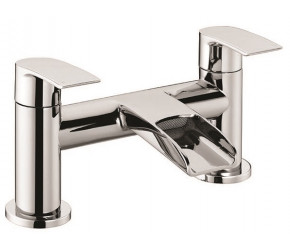 Iona Vino Chrome Bath Filler Waterfall Tap