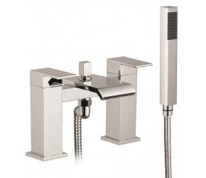 Iona Kano Chrome Bath Shower Mixer Tap