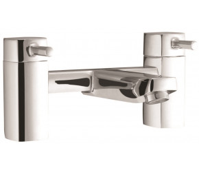 Iona Zero Chrome Bath Filler Tap