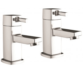 Iona Zero Chrome Basin Taps
