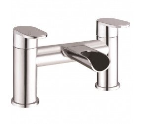 Iona Fino Chrome Bath Filler Waterfall Tap