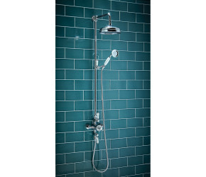 Iona Traditional Exposed Shower Valve With Rigid Riser