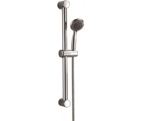 Iona Round Thermostatic Bar Shower Valve With Riser Kit