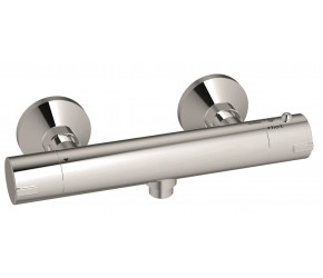 Iona Chrome Round Exposed Bar Shower Valve WRAS Approved