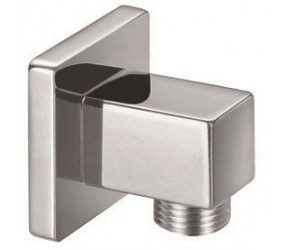 Iona Chrome Square Outlet Elbow