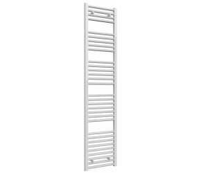 Reina Diva Straight White Heated Towel Rail 1800mm x 400mm