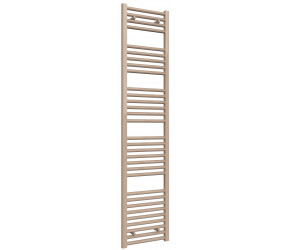 Reina Diva Latte Straight Heated Towel Rail 1800mm x 400mm