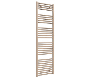 Reina Diva Latte Straight Heated Towel Rail 1800mm x 500mm