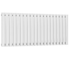 Reina Neva Single Panel Designer Radiator 550mm x 1180mm White