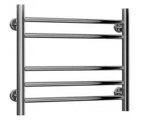 Reina Luna Stainless Steel Towel Rail Straight 430mm High x 500mm Wide