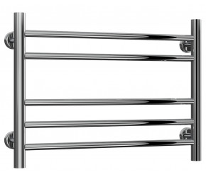 Reina Luna Stainless Steel Towel Rail Straight 430mm High x 600mm Wide