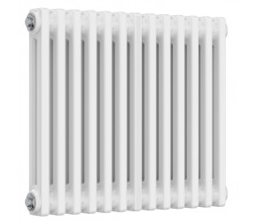 Reina Colona 2 Column Horizoantal Column Radiator - 500mm x 605mm