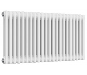 Reina Colona 2 Column Horizontal Column Radiator - 500mm x 1010mm