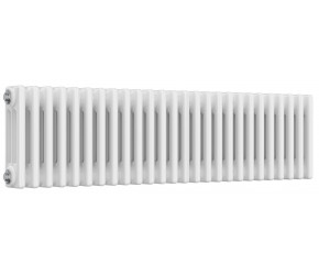 Reina Colona 3 Column Horizontal Column Radiator - 300mm x 1190mm