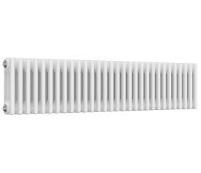 Reina Colona 3 Column Horizontal Column Radiator - 300mm x 1370mm