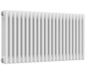 Reina Colona 3 Column Horizontal Column Radiator - 500mm x 1010mm