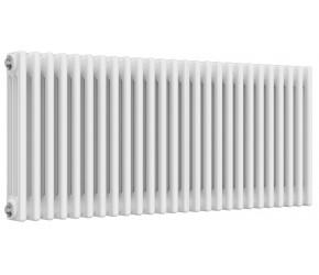 Reina Colona 3 Column Horizontal Column Radiator - 500mm x 1190mm