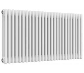 Reina Colona 3 Column Horizontal Column Radiator - 600mm x 1190mm