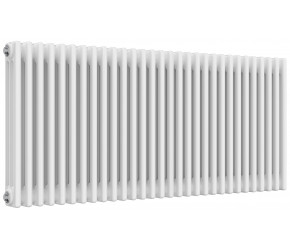 Reina Colona 3 Column Horizontal Column Radiator - 600mm x 1370mm
