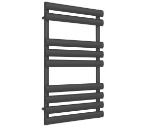 Reina Arbori Anthracite Designer Towel Rail 820mm x 500mm