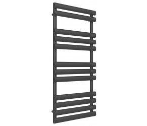 Reina Arbori Anthracite Designer Towel Rail 1130mm x 500mm