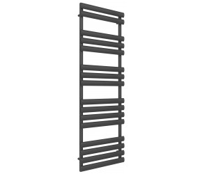 Reina Arbori Anthracite Designer Towel Rail 1510mm x 500mm
