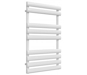 Reina Arbori White Designer Towel Rail 820mm x 500mm