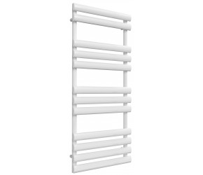 Reina Arbori White Designer Towel Rail 1130mm x 500mm