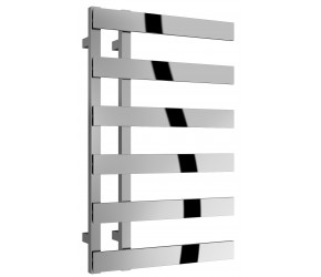 Reina Florina 800mm x 500mm Chrome Heated Towel Rail