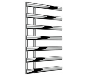 Reina Grace Chrome Designer Heated Towel Rail 780mm x 500mm