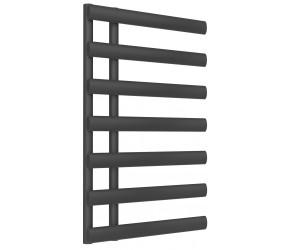 Reina Grace Anthracite Designer Heated Towel Rail 780mm x 500mm