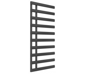Reina Grace Anthracite Designer Heated Towel Rail 1140mm x 500mm